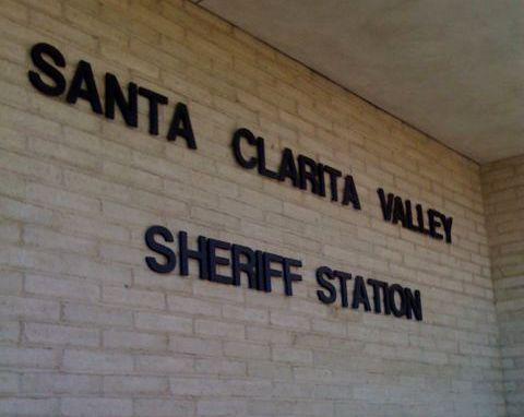 LASD Santa Clarita Station
